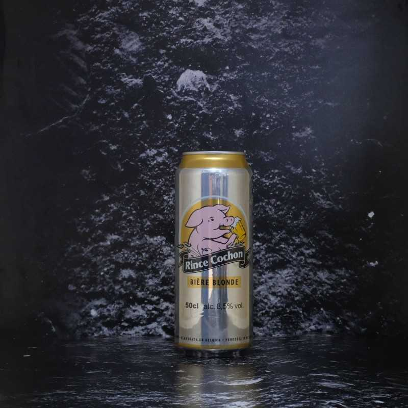 Haacht - Rince Cochon - 8.5% - 50cl - Can