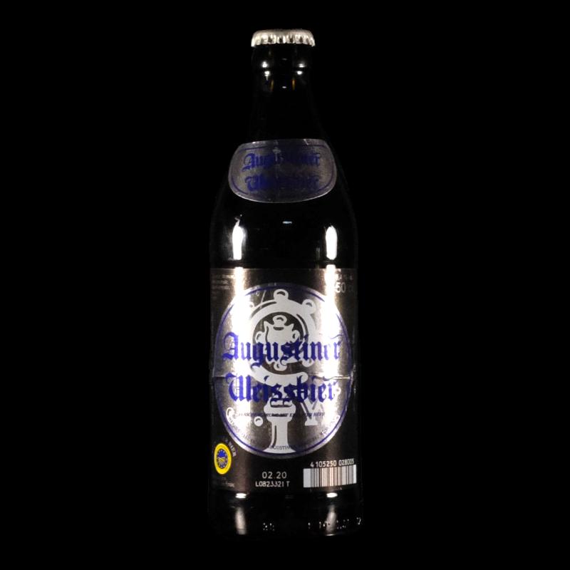 Augustiner  - Hefe-Weissbier  - 5.4% - 50cl - bte