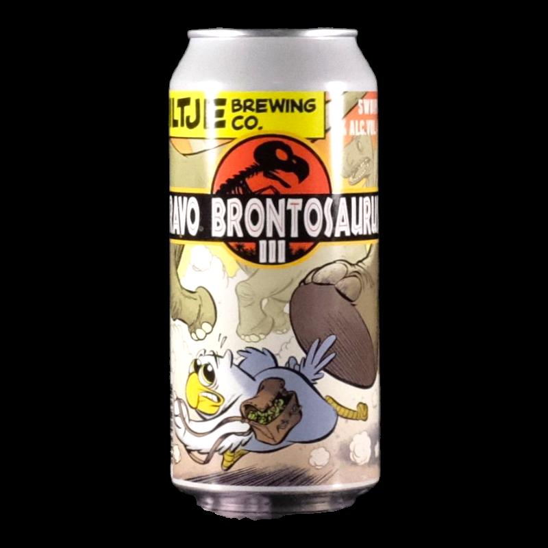 Het Uiltje - Bravo Brontosaurus - 7% - 44cl - can