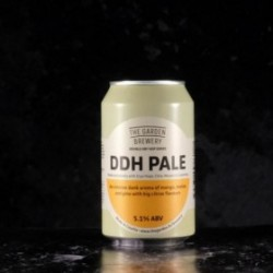 The Garden Brewery - DDH Pale - 5.1% - 33cl - can