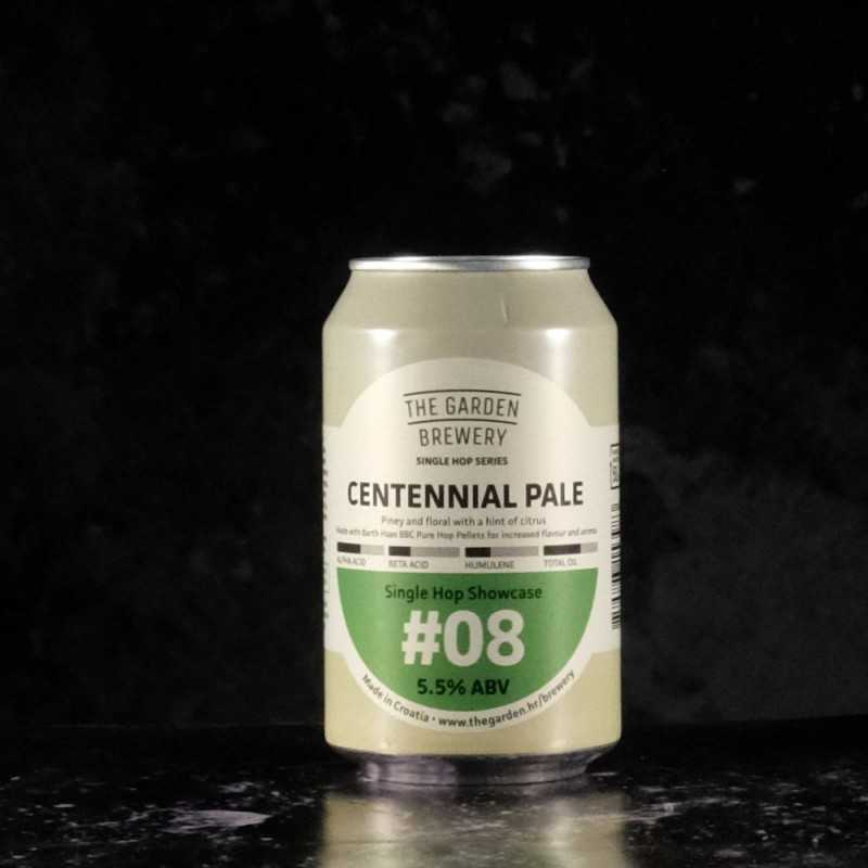 The Garden Brewery - Centennial - 5.8% - 33cl - can