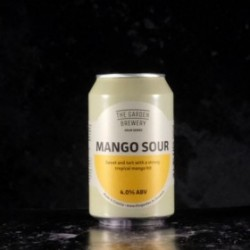 The Garden Brewery - Mango Sour - 4% - 33cl - can