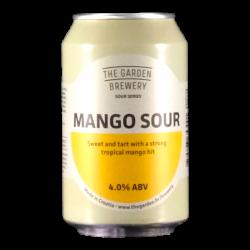 The Garden Brewery - Mango Sour - 4% - 33cl - can