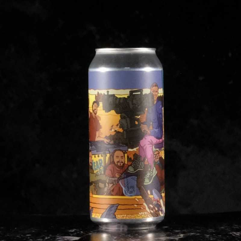 Barrier - KCBC - The Great Experiment vol. 5 - 8.7% - 47.3cl - can