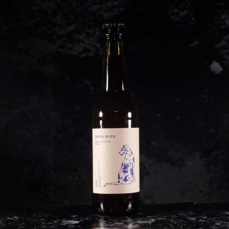 Chien Bleu - Ben  - 6.1% - 33cl - bte
