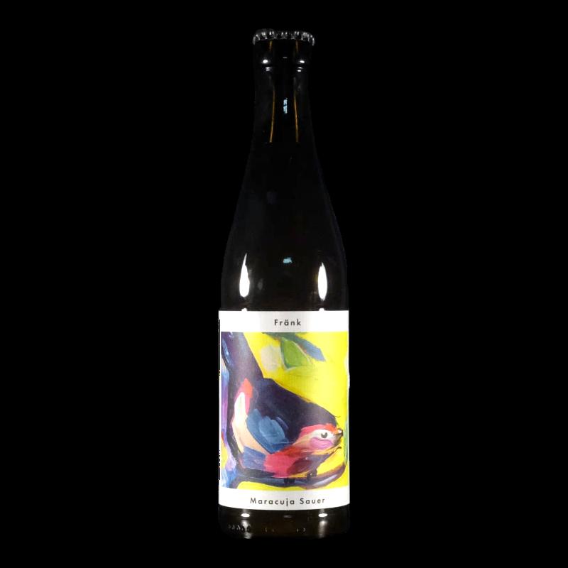 Flügge - Fränk Maracuja Sour  - 3.5% - 33cl - bte
