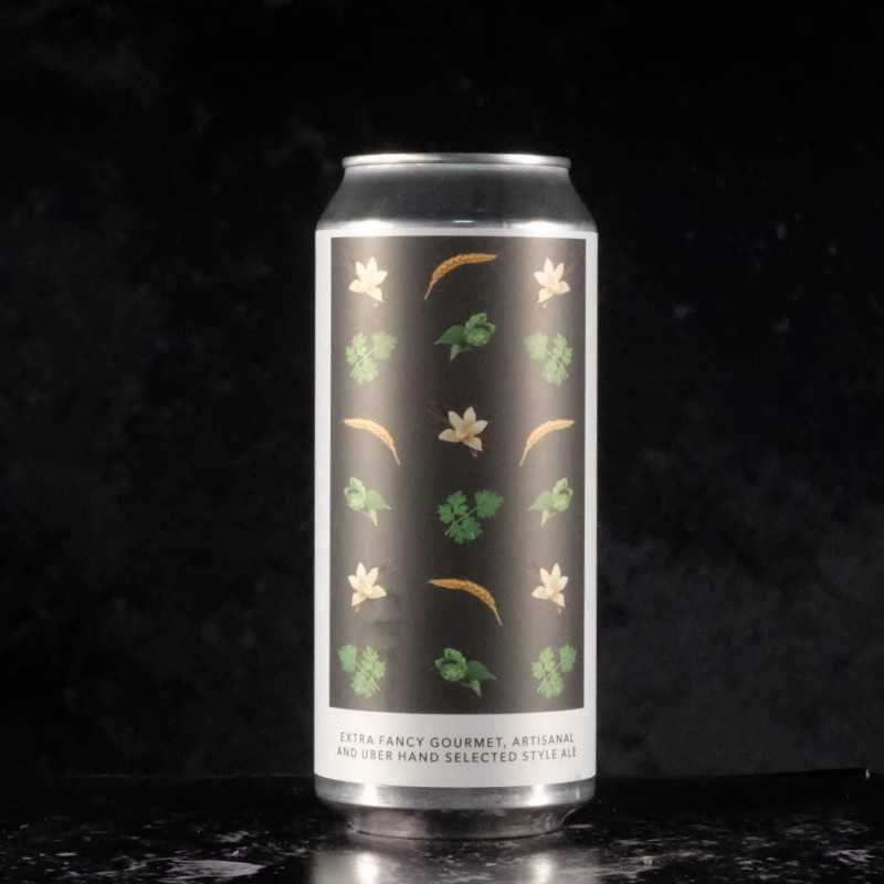 Evil Twin - NYC Extra fancy gourmet, artisanal and uber hand selected style ale - 4% - 47.3cl - can