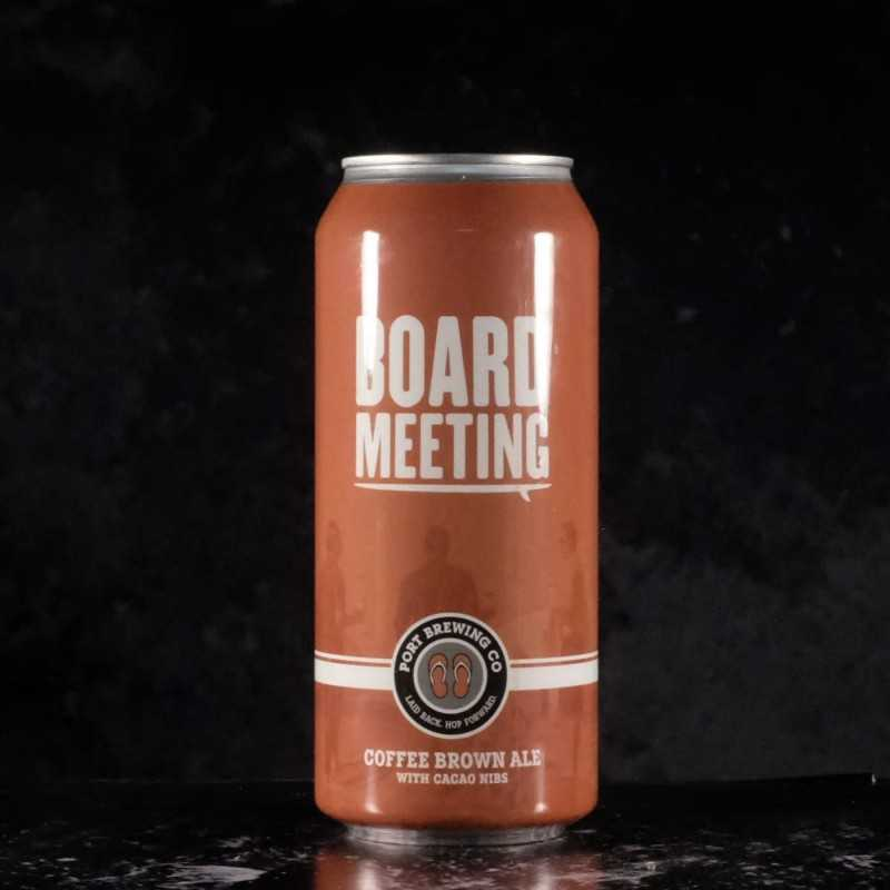 Port Brewing - Board Meeting  - 8% - 47.3cl - can