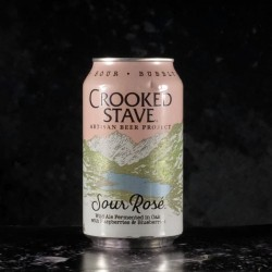 Crooked Stave - Sour Rosé  - 4.5% - 35.5cl - can