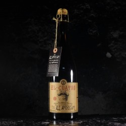the Ale Apothecary  - Brandy El Quatro  - 10.63% - 75cl - bte
