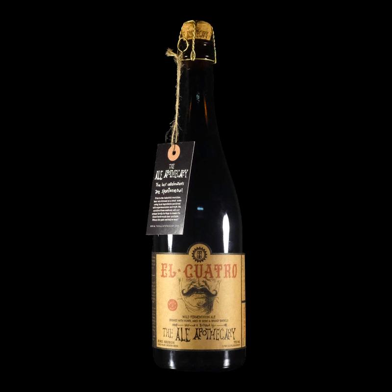 Ale Apothecary  - Brandy El Quatro  - 10.63% - 75cl - bte