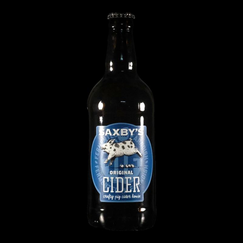 Saxby's - Original Cider - 5% - 50cl - Bte