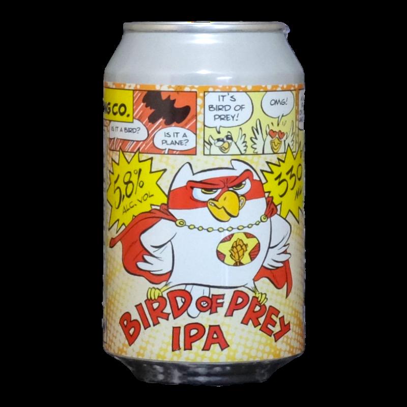 Het Uiltje - Bird of Prey - 5.8% - 33cl - Can