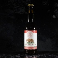 Côte West Brewing - Californication - 6.8% - 33cl - Bte