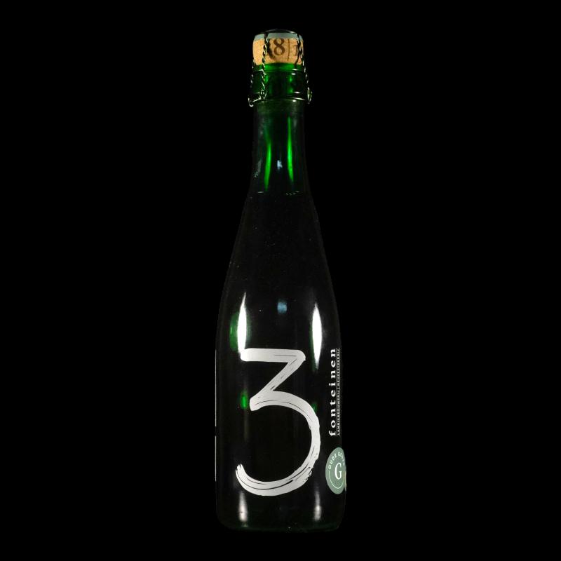 3 Fonteinen - Oude Geuze - 6.00% - 37.5cl - Bte