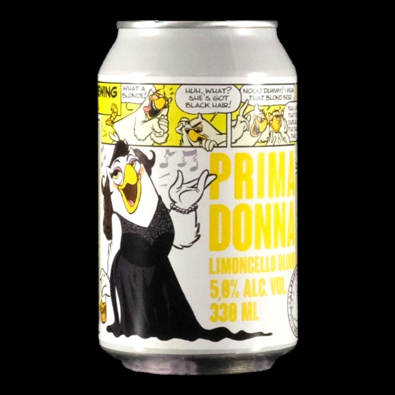 Het Uiltje - Prima Donna - 5.00% - 33cl - Can