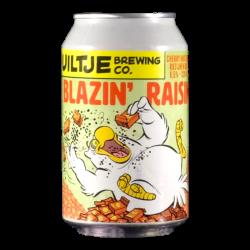 Het Uiltje - Blazin' Raisin - 6.5 - 33cl - Can