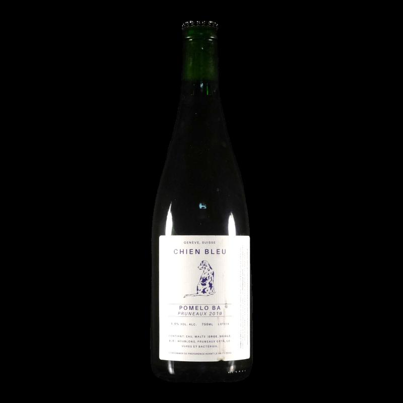Chien Bleu - Pomelo BA Pruneaux - 6.5% - 75cl - Bte