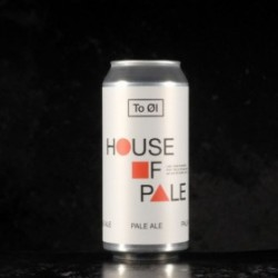 To Ol - The House of Pale - 5.5% - 44cl - Can