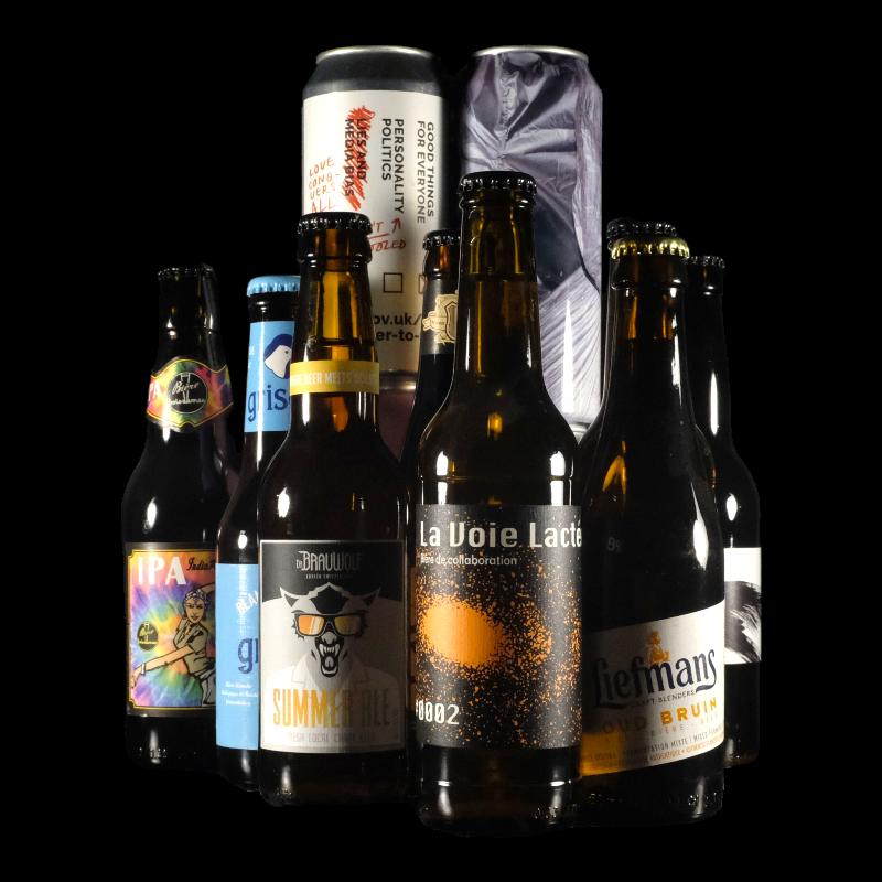 Pack Spécial Mise En Bière - Collapse Pack