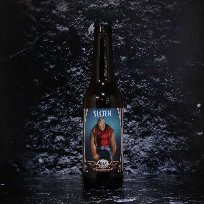 Amager - Sinner Series Sloth - 6% - 33cl - Bte