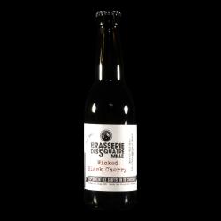 5 Quatre Mille - Wicked Black Cherry - 8.1% - 33cl - Bte