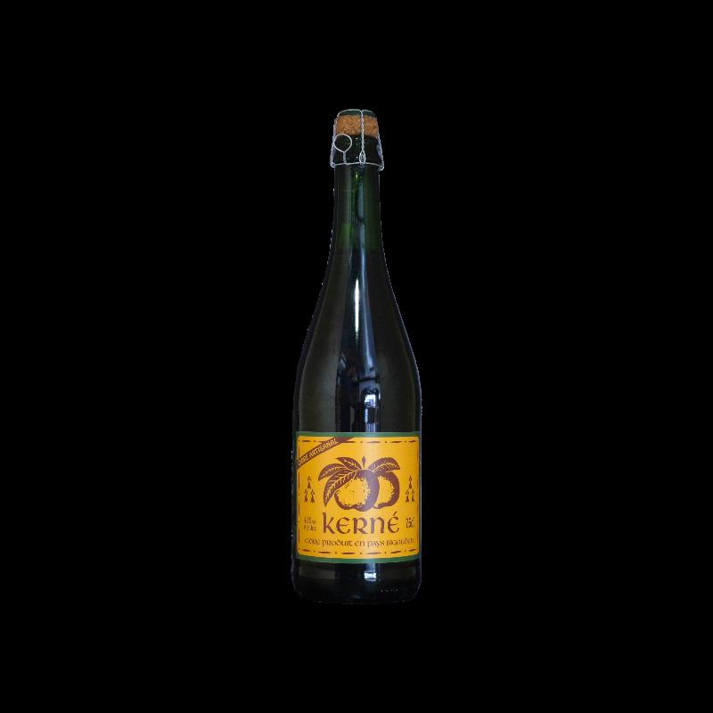 Kerné - Cidre Artisanal - 4.5% - 75cl - Bte