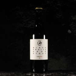 Lance-Pierre - Black Fruits Sour Stout - 8% - 75cl - Bte