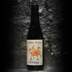 Virage - Baltic Porter - 6.7% - 33cl - Bte