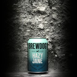 BrewDog - Hazy Jane - 5% - 33cl - Can