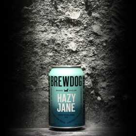 BrewDog - Hazy Jane - 5% -...