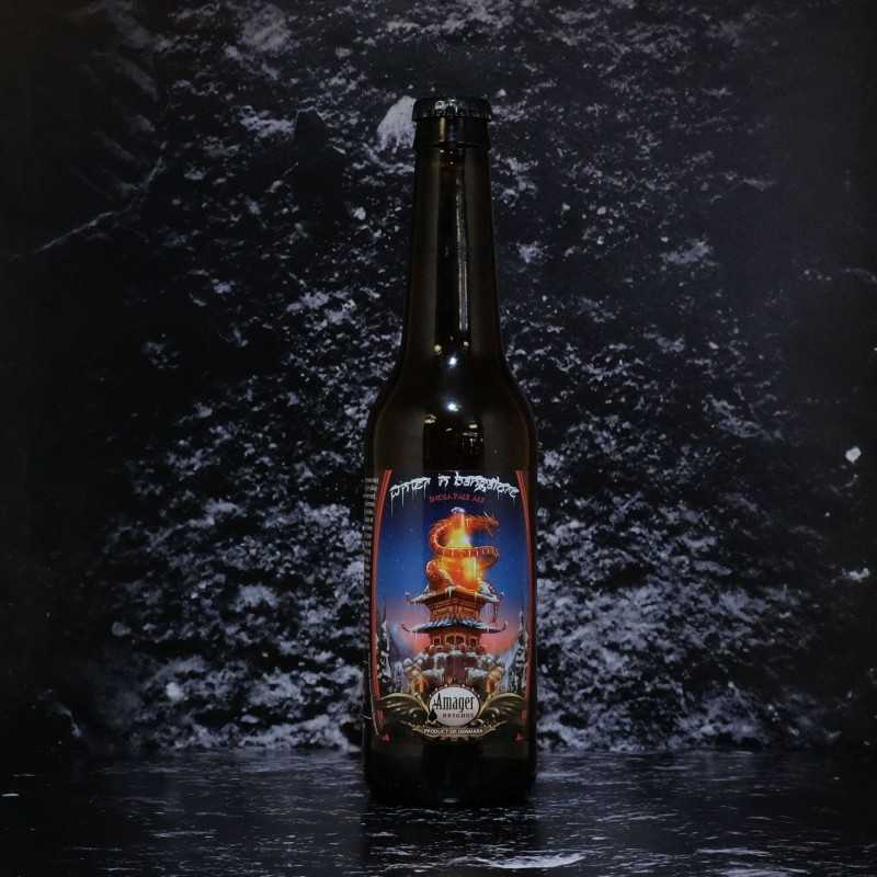 Amager - Winter in Bangalore - 6% - 33cl - Bte