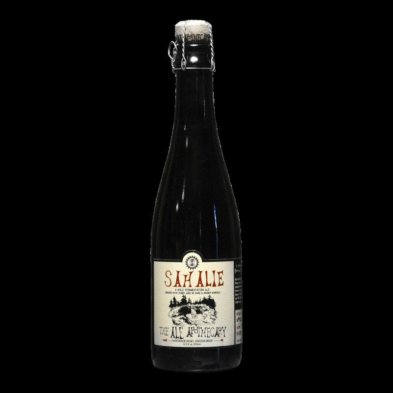 the Ale Apothecary - Sahalie - 9.4% - 37.5cl - Bte