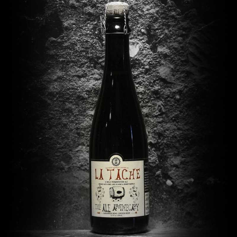 the Ale Apothecary - The Beer Formerly Known as LA TACHE  - 8.5 % - 37.5cl - Bte