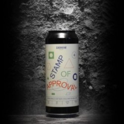 Zagovor - Stamp Of Approval - 8.4% - 50cl - can