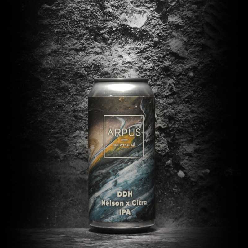 Arpus - DDH Nelson x Citra - 6.8% - 44cl - Can