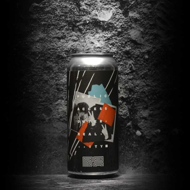 Public Access Liquids - Outer Reality - 7% - 47.3cl - Can