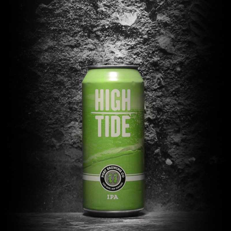 Port Brewing - High Tide Fresh Hop IPA - 6.5% - 47.3cl - Can