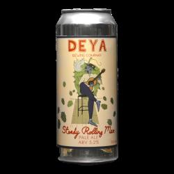 Deya - Steady Rolling Man - 5.2% - 50cl - Can