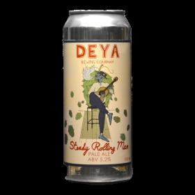 Deya - Steady Rolling Man -...