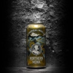 Northern Monk - Tropical World - 6.2% - 44cl - Can