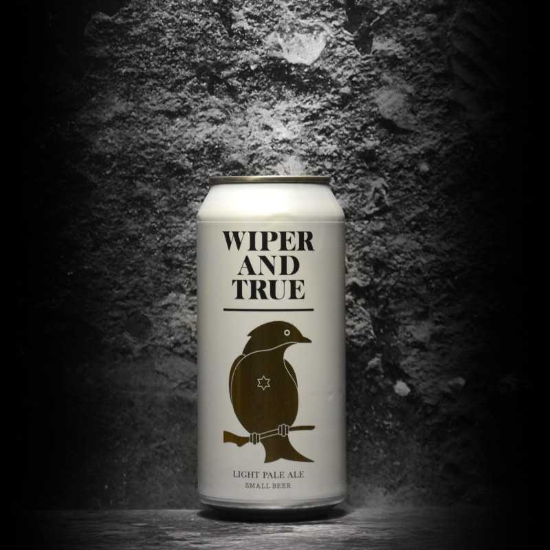 Wiper & True - Small Beer - 2.7% - 44cl - Can