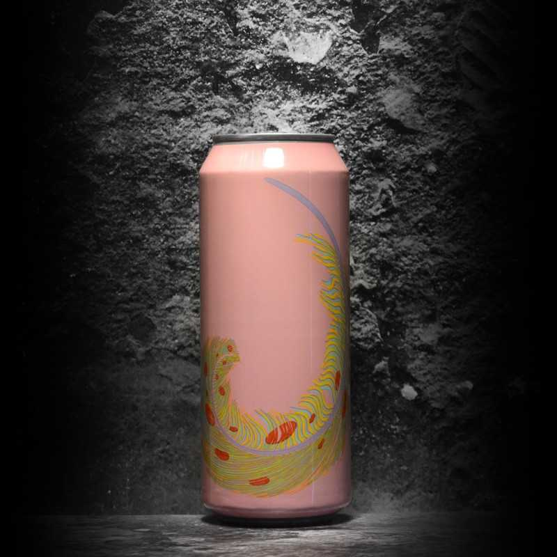 Omnipollo - Bianca Raspberry Maple Pancake Lassi Gose - 7% - 50cl - can