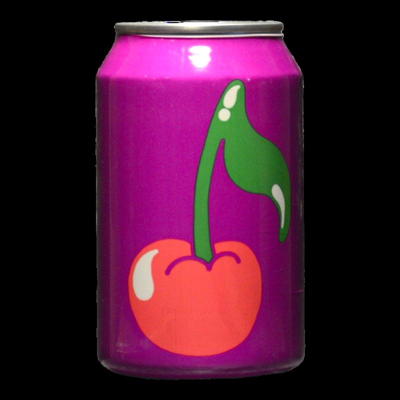 Omnipollo - Apollo Cherry Pulp Sour - 6% - 33cl - can