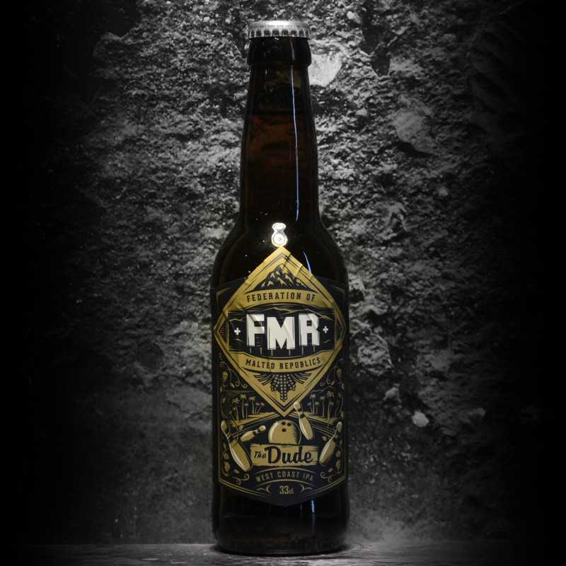 FMR - the Dude - 6% - 33cl - Bte