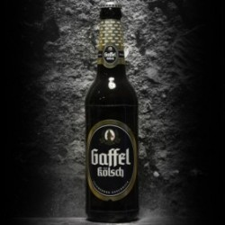 Gaffel - Kölsch - 4.8% - 50cl - Bte