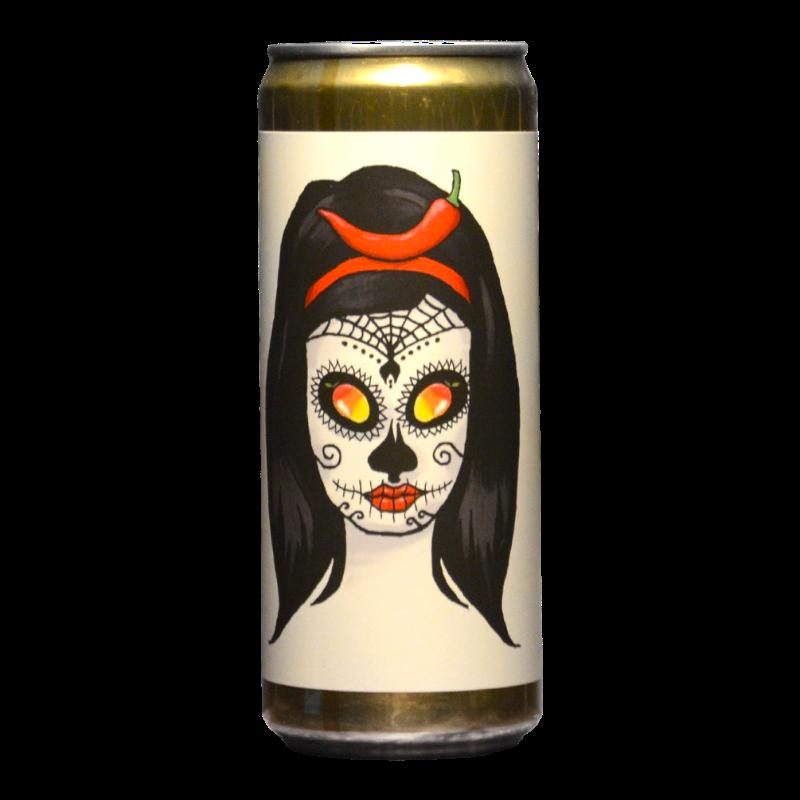 Brewski - Mother Gose - 3.5% - 33cl - Can