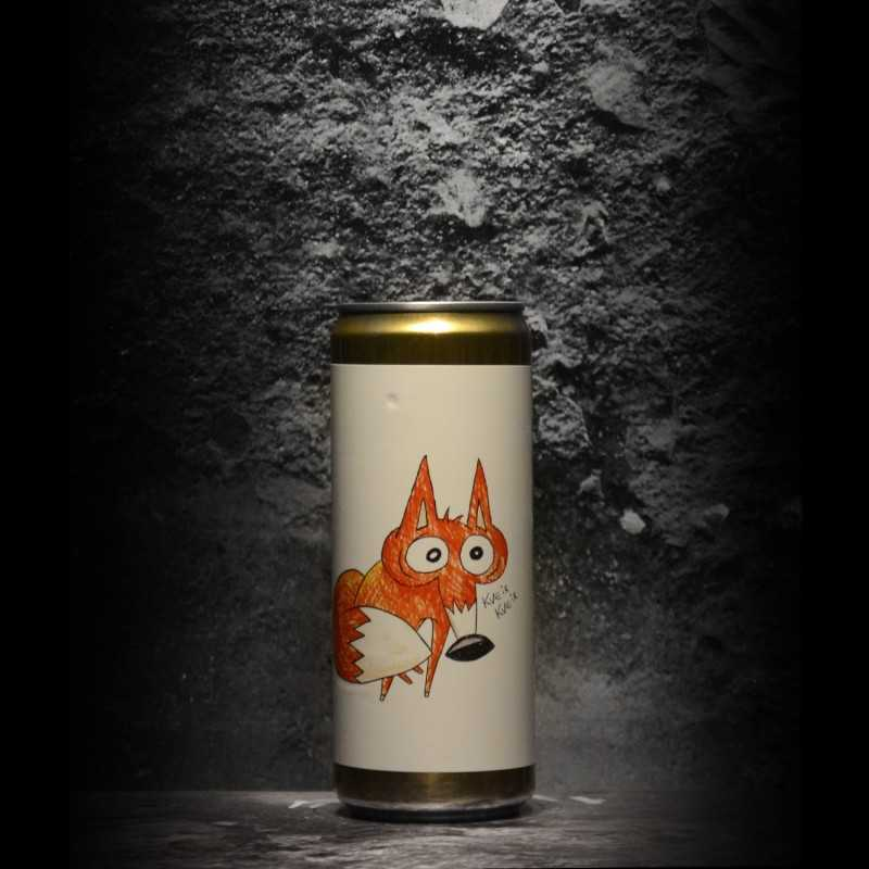 Brewski - What does the fox say - 6.5% - 33cl - Can