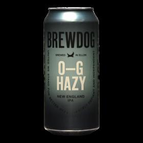 BrewDog - O-G Hazy - 7.2% -...