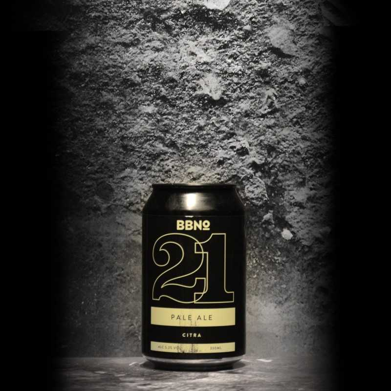 Brew By Numbers - 21 Pale Ale Citra - 5.2% - 33cl - Can